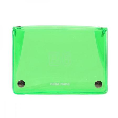 nana-nana B6 Bag - Neon Green