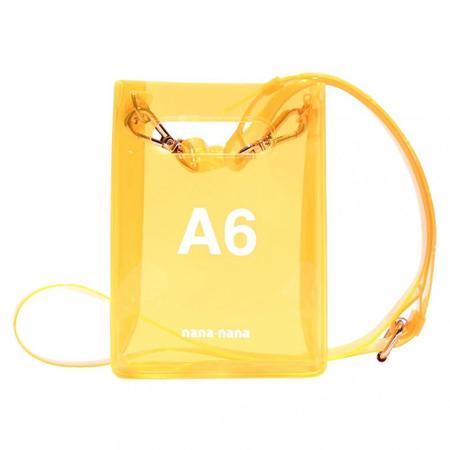 nana-nana A6 Bag - Neon Orange