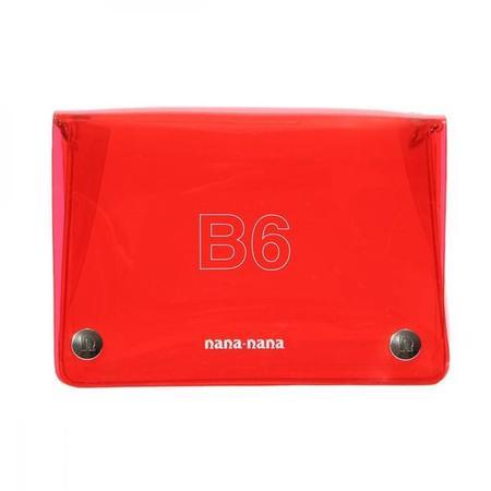 nana-nana B6 Bag - Red