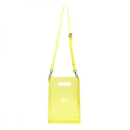 nana-nana A4 Bag - Yellow