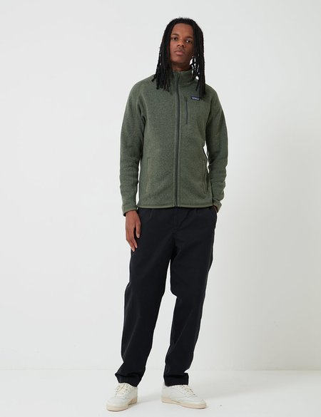Patagonia Better Sweater Jacket - Industrial Green