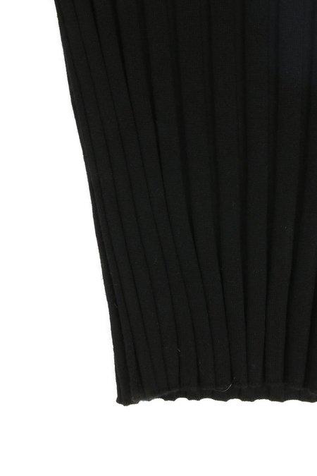 Allude Turtleneck Knit - Black