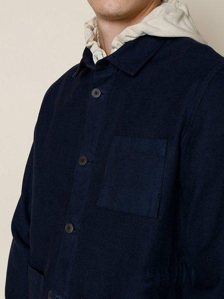 Folk Clothing Folk Plinth Jacket - Navy