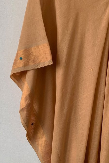 TWO NEW YORK ONE OF A KIND CAFTAN - SANDSTONE