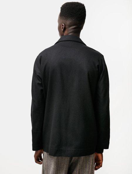 Stephan Schneider Jacket - Encyclopedia Black