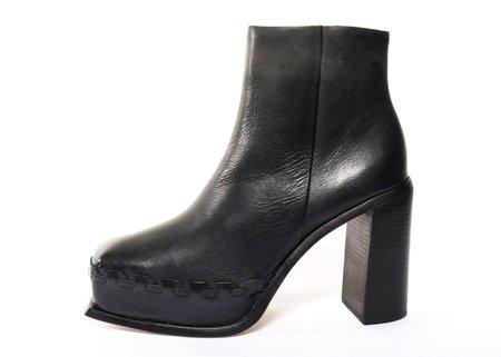 Wal & Pai Ensley Boot - Black Calf