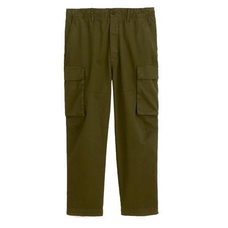 Alex Mill City Cargo Pant - Vintage Green