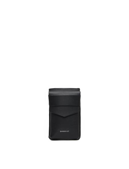 Sandqvist Noel mobile bag - Black