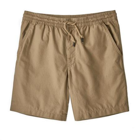 Patagonia LW HEMP VOLLEY SHORT - MOJAVE KHAKI
