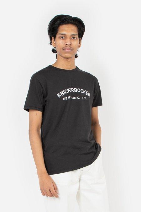 Knickerbocker Core Logo T-Shirt - Coal