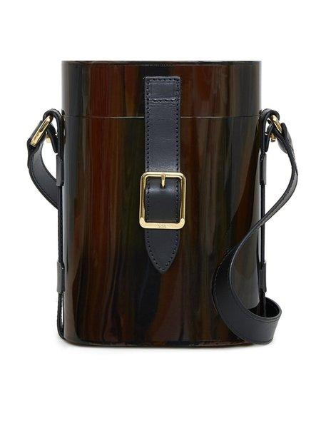 Officina del Poggio Mini Safari Bag - Plexy Wood