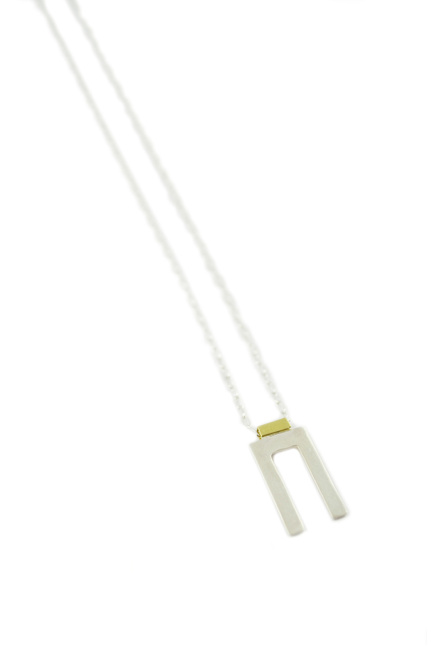 Natalie Joy Parallel Necklace