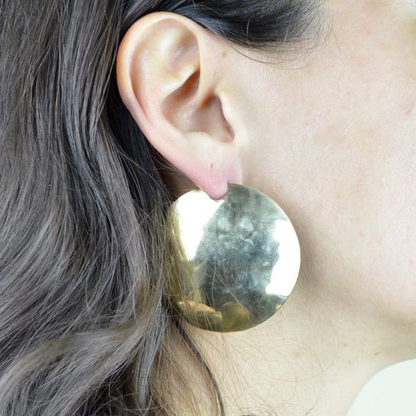 Machete Large Ylva Earrings