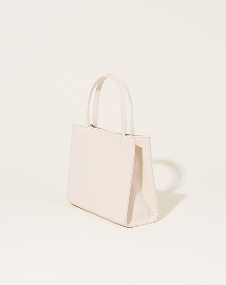 Le Bon Shoppe Petite Shopper Bag - Buttercream