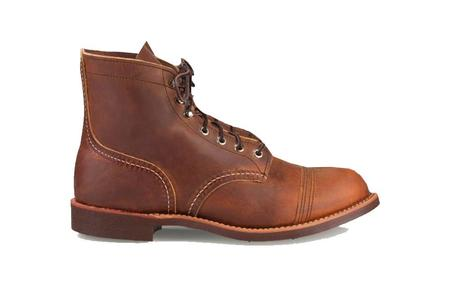 Red Wing Shoes Iron Ranger Boots - Copper