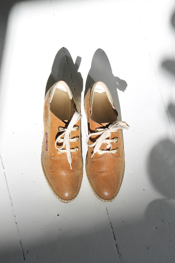 DUO NYC Vintage Charles Jourdan Sneakers