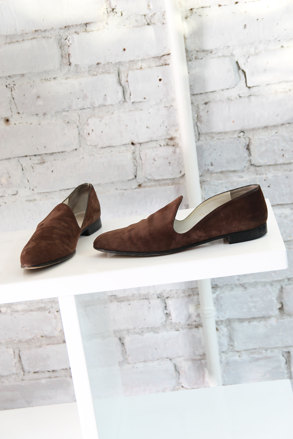 DUO NYC Vintage Robert Clergerie Flats