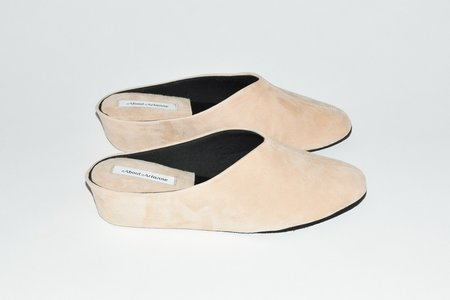 About Arianne Bao Slippers - Natural