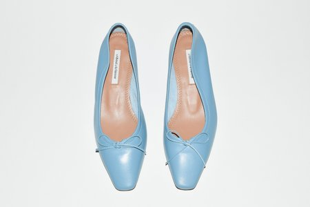 About Arianne Mina Pumps - Sky