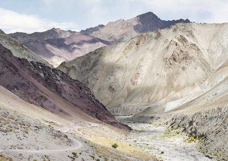 Zico O'Neill Zingchan Valley Ladakh 2017