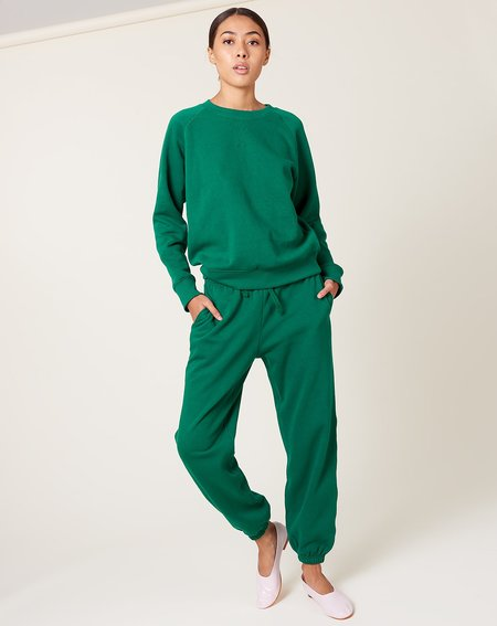 Richer Poorer Sweatpants - Evergreen