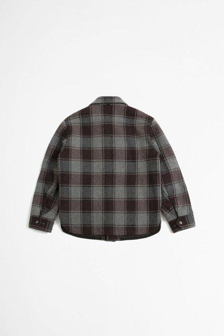 Dries Van Noten Vale jacket - grey check