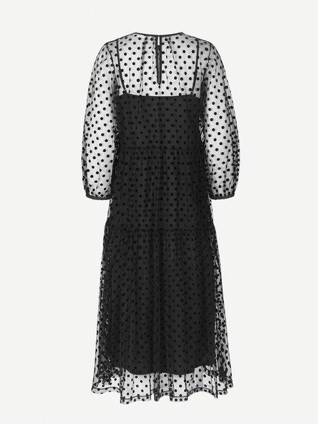 Samsoe & Samsoe Madie Dress - Black