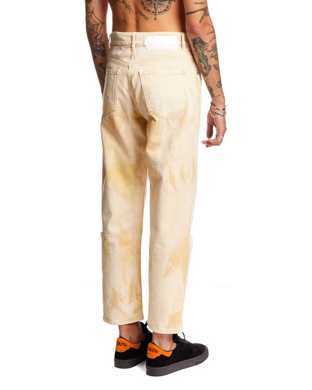 GCDS Jeans Radiography - beige