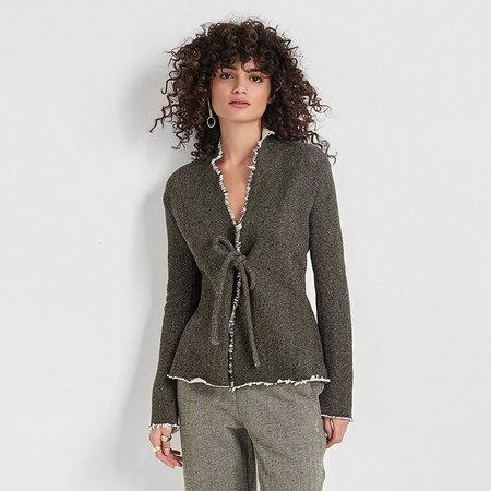 Veronique Miljkovitch Celeste jacket - black