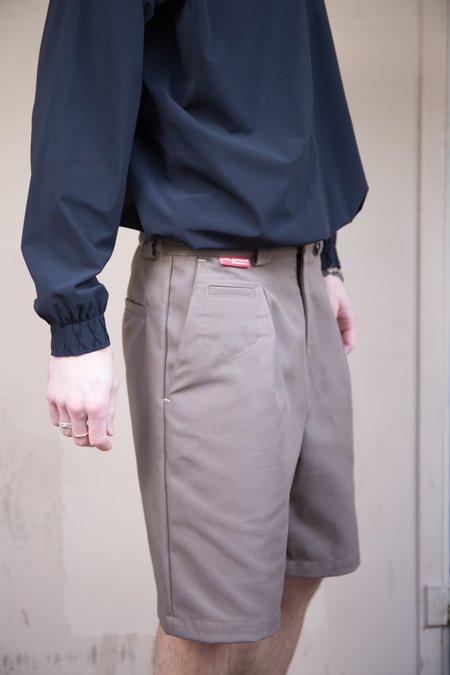 GR10K Stalker Brown Klopman Twill Tailored Shorts