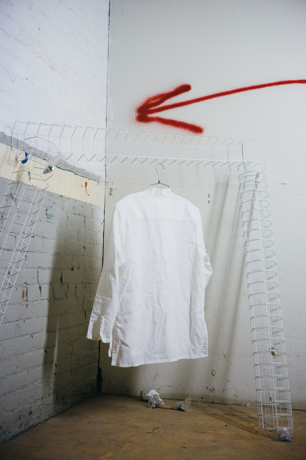 Unisex ZED pull over shirt
