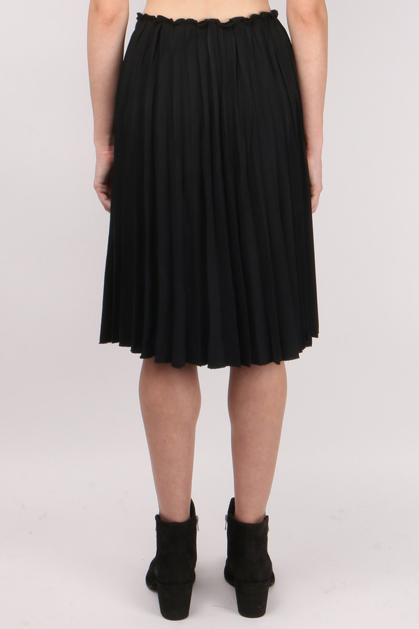 Pomandere Gathered Skirt