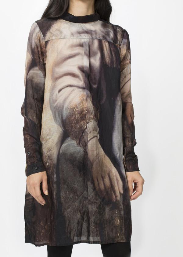 Rundholz Rembrandt Button Up Dress
