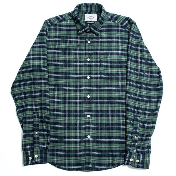 Portuguese Flannel - Tacha Long Sleeve Flannel Shirt - size Large only!