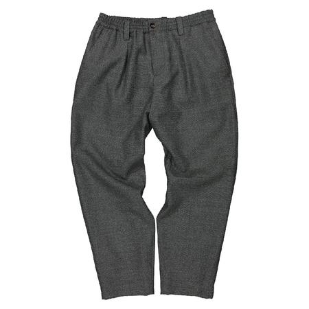 Marni Tropical Wool Trousers - Charcoal