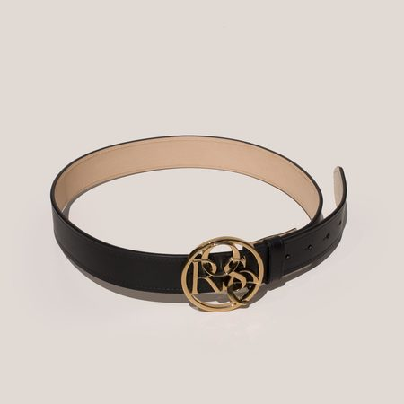 Martine Rose Matahari Belt - Black