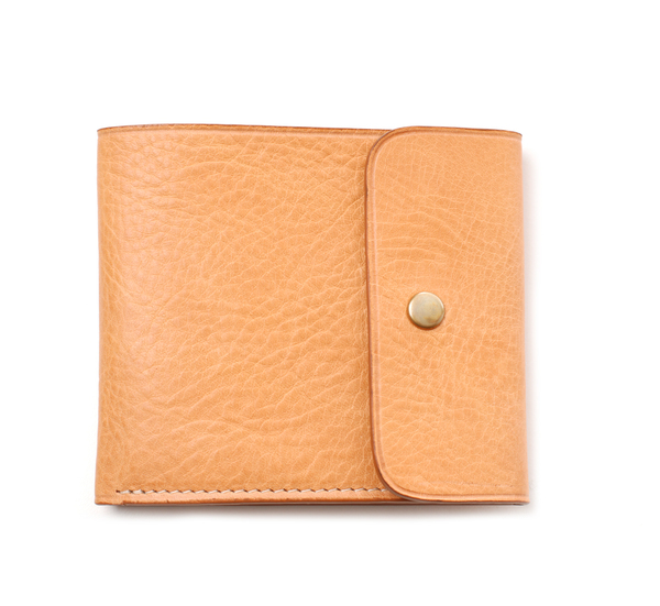 Small Natural 07/6 Wallet  by Steve Mono