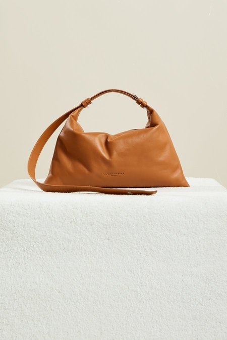 Simon Miller Large Puffin Bag - Toffee