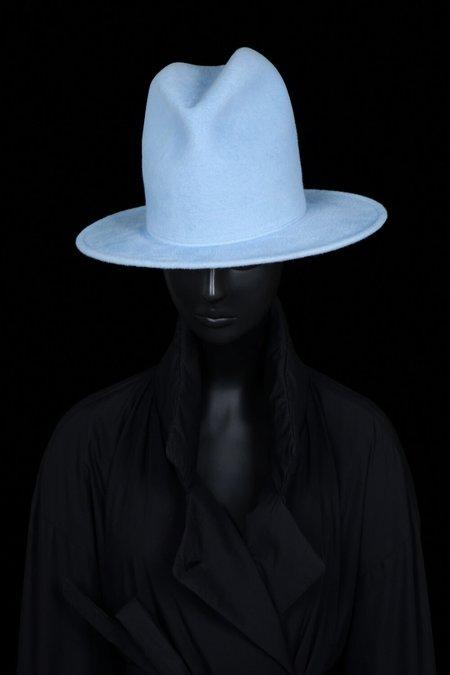 Esenshel Yoko Oval Brim Hat - Powder
