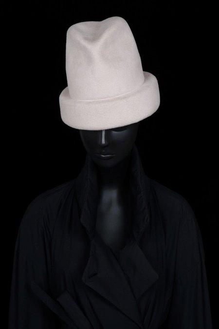 Esenshel SPLIT OVERSIZED CUFF HAT