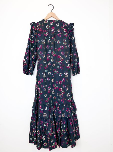 Warm Leila Dress - Floral