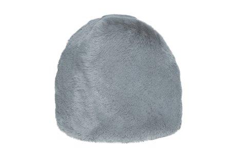 Clyde Fur Toque - Overcast