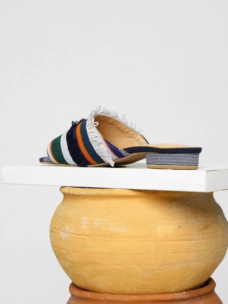 Shekudo Ilamoye Slide Weave - Blue