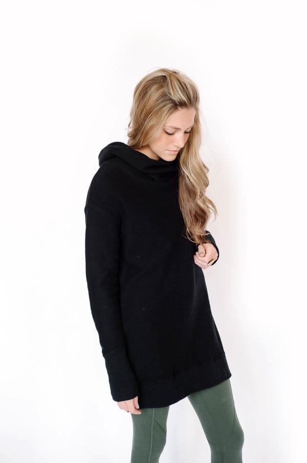 Bobi Cowl Neck Sweater
