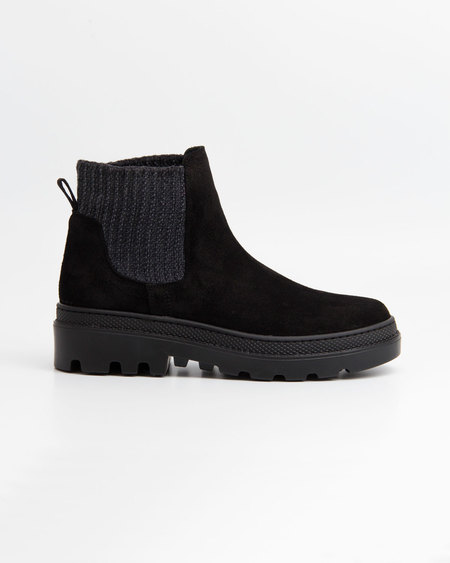 Naguisa Mallo Boot - Black