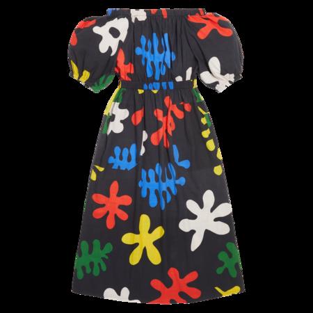 Tyler McGillivary Rita Dress - Cutout Print