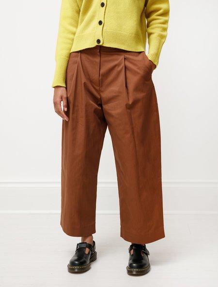 Studio Nicholson Dordoni Trousers - Truffle