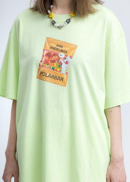 Ann Andelman Gummy Bear T-Shirt - green