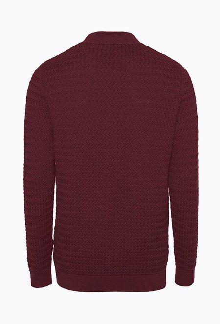 Knowledge Cotton FIELD Cardigan Knit - Codovan