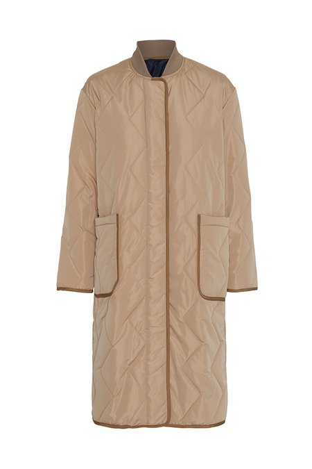 2NDDAY ATLEY Quilted Longline Coat